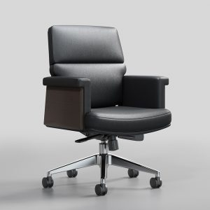 Executive Leather Chair ED01B