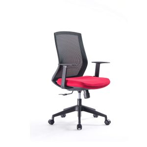 Kano Office Chair EZ06B (Red)