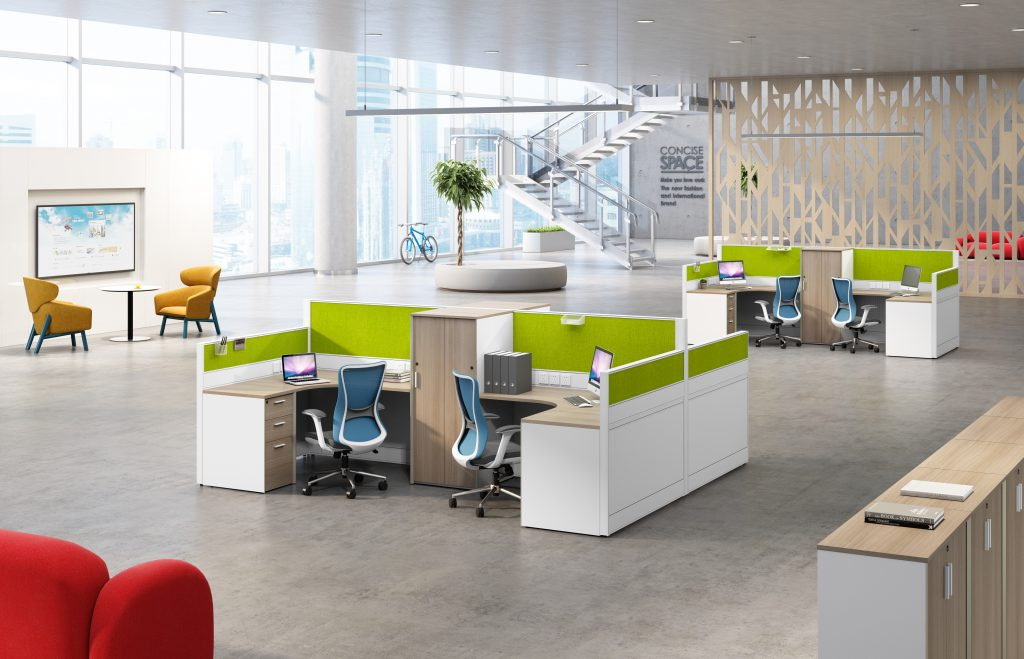 2020 Think and Thin Office Floor