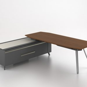 Gaddi Executive Desk Y272